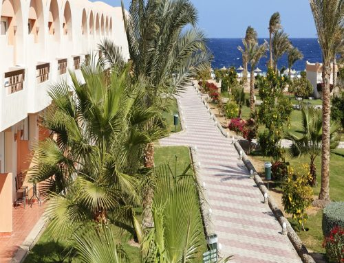The Three Corners Sea Beach 4* – Soft All Inclusive